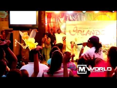 MMHD at CAL's karaoke to Orlando part 2 (AOA)