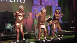 Faithettes - Proud Mary - Montage- Live at The Roundhouse, London