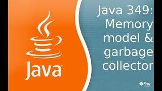 Урок Java 349: Модель памяти Java и алогоритмы работы сборщиков муссора