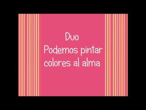 Tomas Y Violetta - Podemos Letra HD