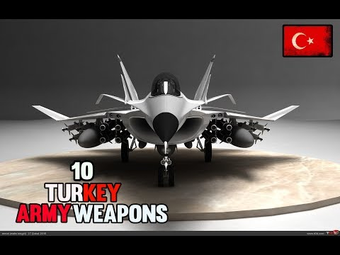 Best Turkish Weapons In The World 2018
