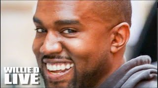 Don't Drop The SOAP! Kanye West Could Be Facing Prison Time!!!
