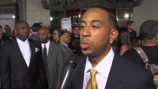Furious 7: Chris Bridges Official Red Carpet Movie Premiere Interview