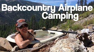 Flight Report: Backcountry Airplane Camping at Johnson Creek