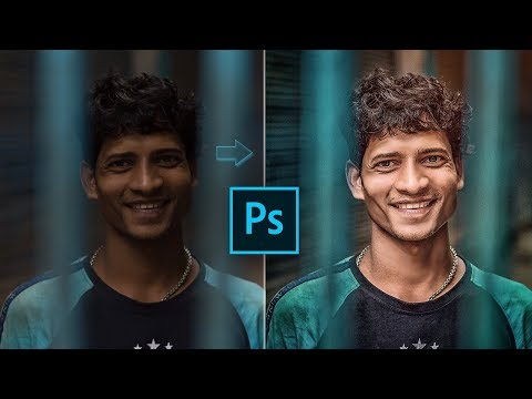 How to make your photos LOOK BETTER FAST! Photoshop Tutorial | CB EFFECT | thumbnail