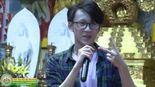 Kịch ngắn: Sức ảnh hưởng của Showbiz - Khóa sinh Tổ 11 - KTMH chùa Khai Nguyên 2017