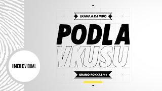 "Lkama & DJ Miko ""Podla vkusu"" [2011 / mixtape]"