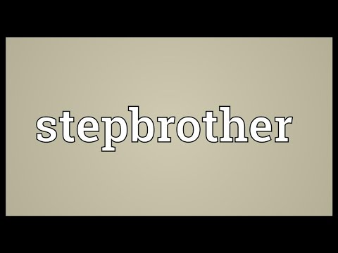 Header of stepbrother