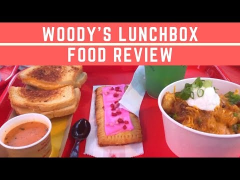 Food Review at Woody's Lunchbox in Toy Story Land Hollywood Studios