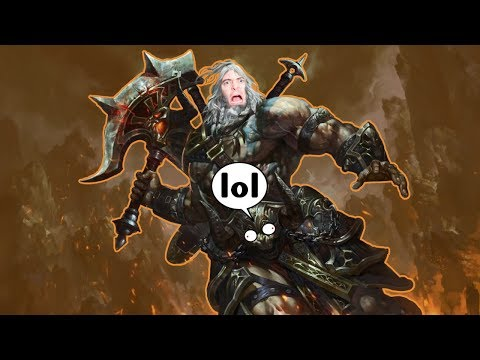 Diablo 3 (my first official gaming video!)