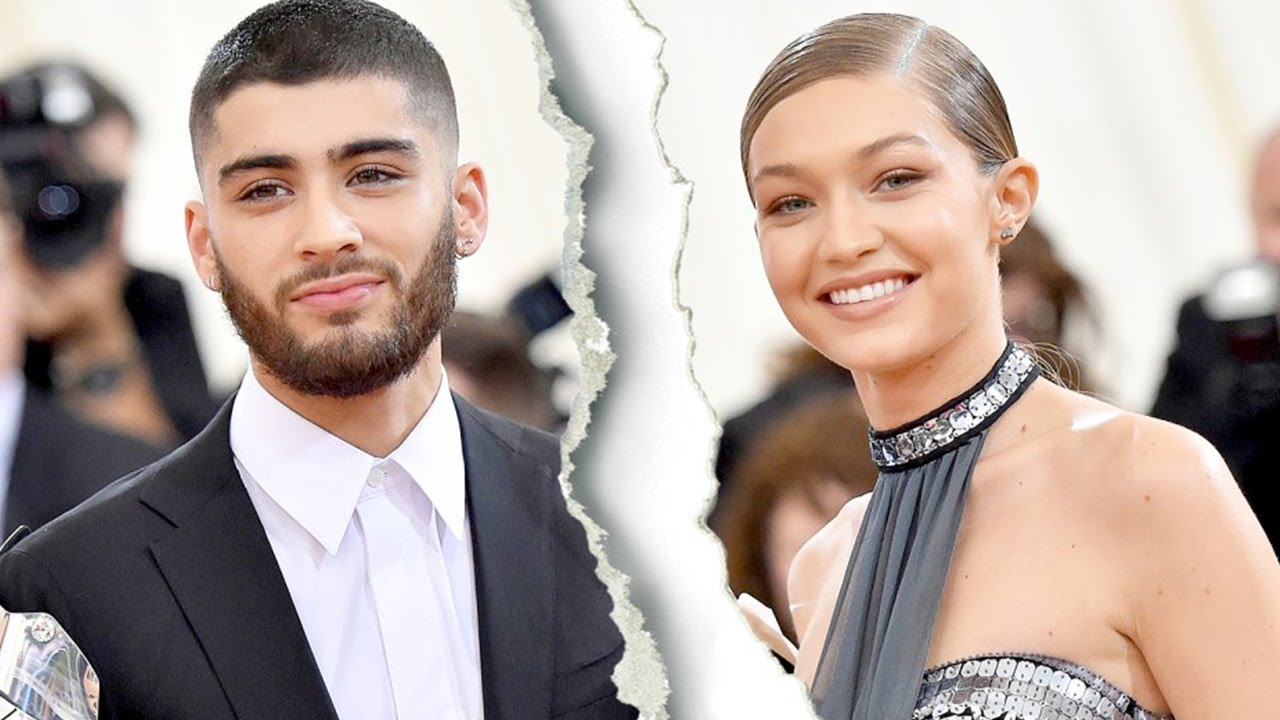 Instagram OFFICIAL: Gigi Hadid and Zayn Malik BREAKUP ...