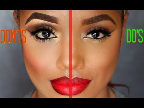 MAKEUP DO'S AND DON'TS  | MAKEUP Mistakes to Avoid | Ellarie thumbnail