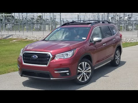 2019 Subaru Ascent Touring Review!