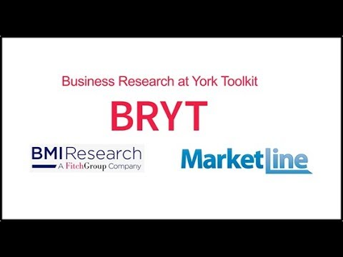 Find an industry SWOT and/or Five Forces analysis with BMI Research & Marketline