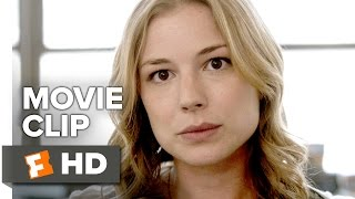 The Girl in the Book Movie CLIP - Lunch (2015) - Emily VanCamp, Michael Nyqvist Movie HD