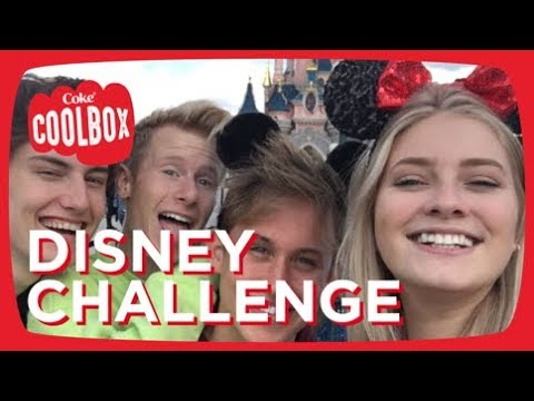 DISNEY KARAOKE CHALLENGE! - Coolbox #35