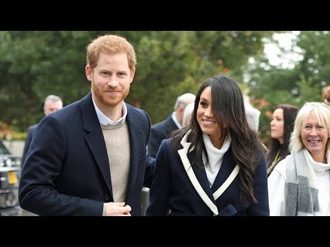 Prince Harry and Meghan Markle visit Birmingham on International Women's Day