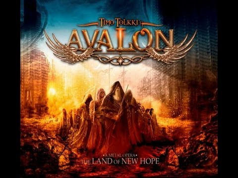 Timo Tolkki's Avalon - The Land Of New Hope (Full Album)