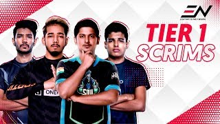 WATCH SOUL MORTAL, FNATIC SCOUT, GODL CARRY IN TIER 1 SCRIMS LIVE - ESPORTS NETWORK I PUBG MOBILE