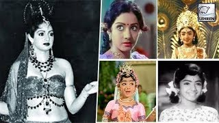 Download lagu Rare And Unseen Pictures Of Legendary Actress Sridevi
