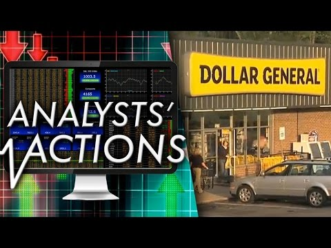 Analysts' Actions: Raymond James Upgrades Dollar General Two Notches