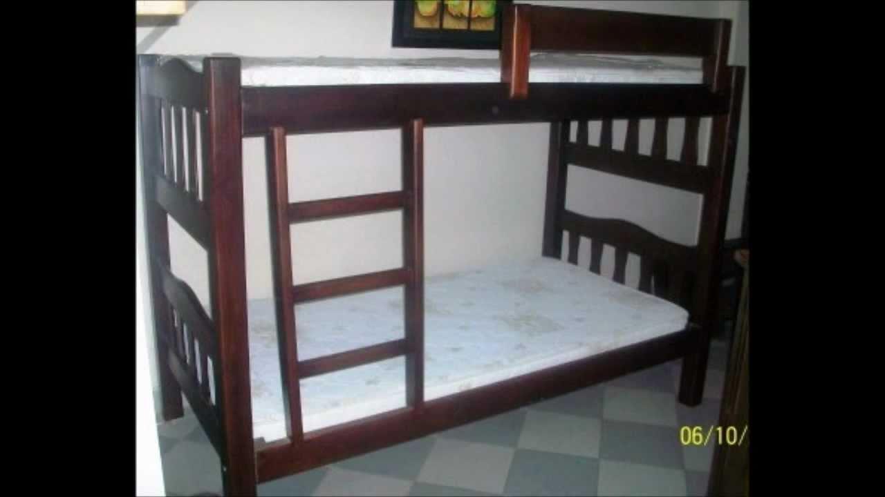 Muebles rusticos en madera para restaurantes hogar y todo tipo de negocios youtube - Muebles de madera rusticos ...
