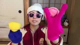 Hana & Fubuki sing in Kansai Dialect! :) お久しぶりのハナ&フブキは...
