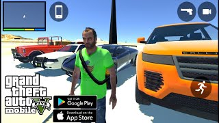 GTA 5 Apk Download For Android Mobile   Grand Theft Auto V Mobile Apk Play Offline!