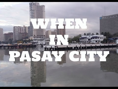 WHEN IN PASAY CITY PHILIPPINES 2016 ( VLOG #04)