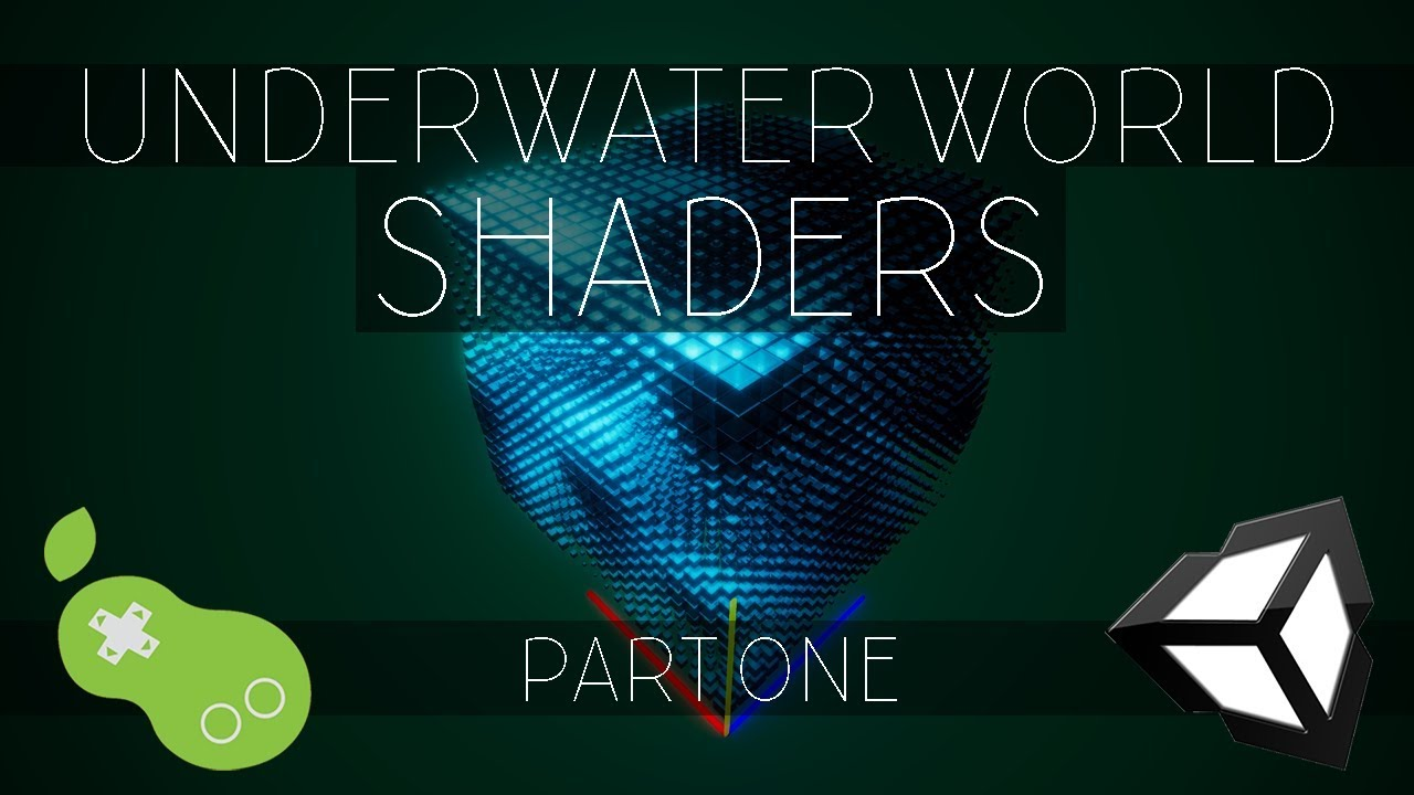 Underwater World Shaders - Unity CG/C# Tutorial [Part 1 - Noise Theory]