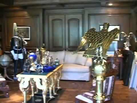 Michael Jackson  Neverland Ranch Tour Part 1 Of 2