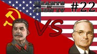 HoI4 - Cold War The Iron Curtain - Soviet Union - Part 22