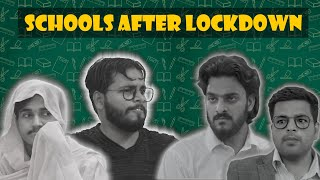 Schools After Lockdown | The Fun Fin | Students & Teachers | Comedy Sketch | Funny Skit