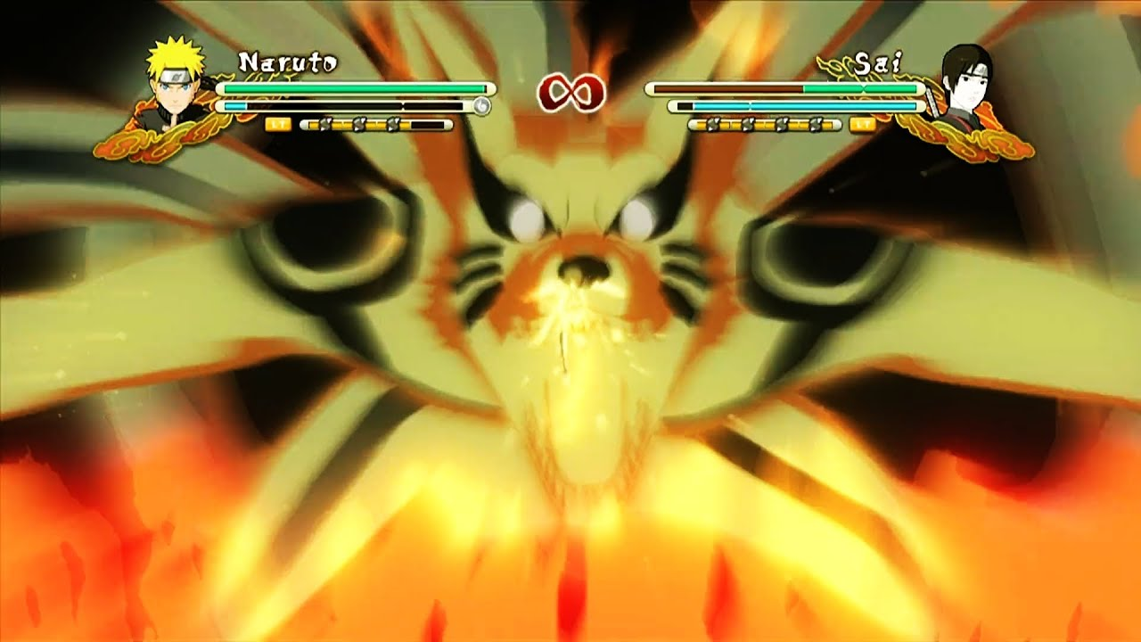 Naruto Shippuden: Ultimate Ninja Storm 3: Full Burst [HD ...