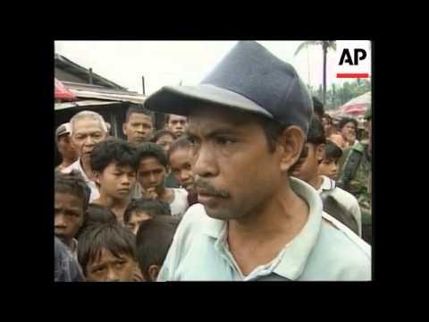 INDONESIA: JAILOLO: CHRISTIAN/MUSLIM VIOLENCE LATEST