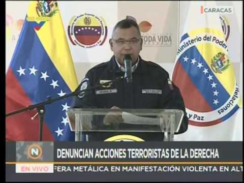 Nestor Reverol: Capturan presuntos asesinos de Danny José Subero