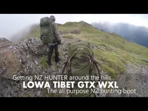 LOWA BOOT - Tibet Review