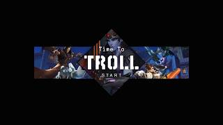 Time To TROLL | Overwatch | Luna | Funny moments (Overwatch Funny Trolling!)