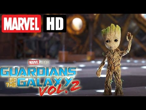 GUARDIANS OF THE GALAXY VOL. 2 - offizieller Trailer #2 | Marvel HD