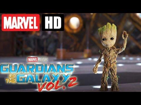 GUARDIANS OF THE GALAXY VOL. 2 - offizieller Trailer #2 | Marvel HD