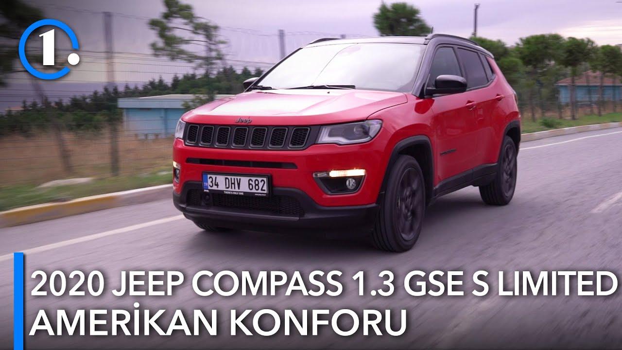 2020 Jeep Compass 1.3 GSE S Limited | Amerikan Konforu | Neden Almalı?