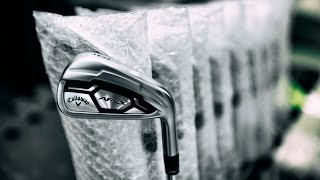 How We Build Your Custom Callaway Irons...