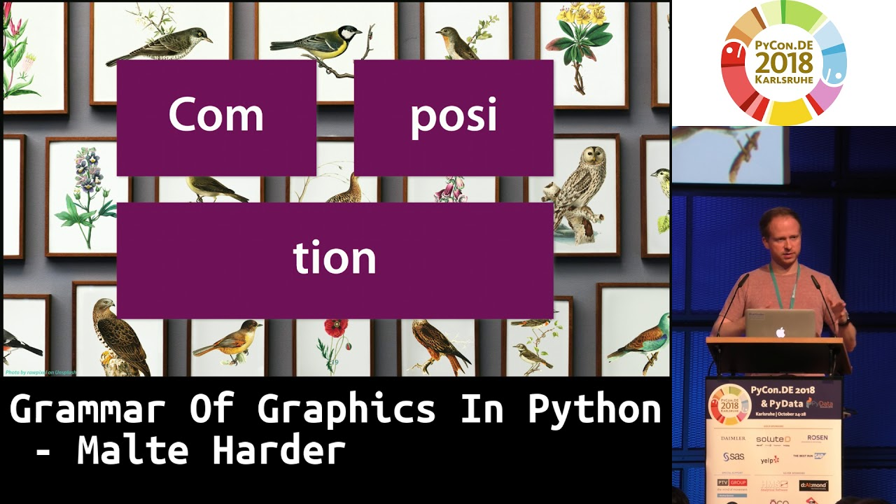 Image from Grammar of Graphics in Python