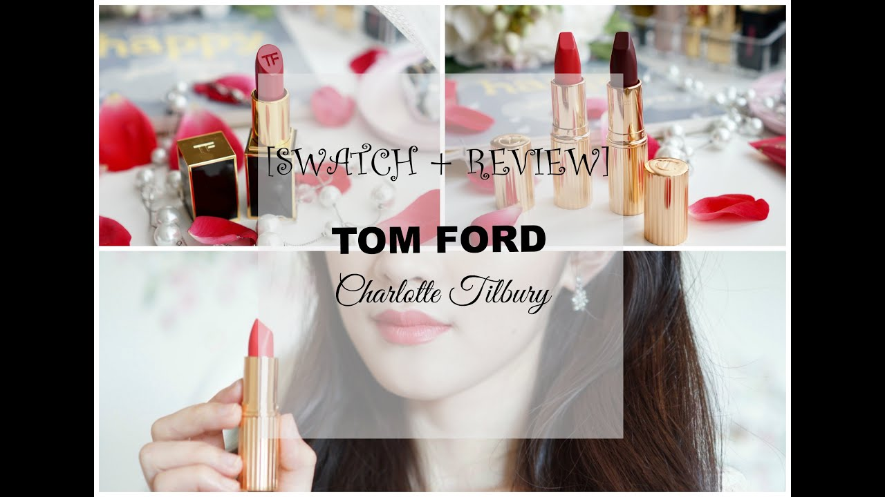swatch son tom ford plum lush charlotte tilbury lost. Black Bedroom Furniture Sets. Home Design Ideas