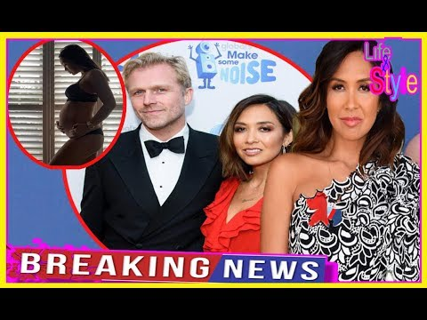 Myleene Klass Has Announced She Is Pregnant With Her Third Child With Partner Simon Motson