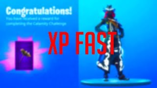 *NEW* HOW TO GET XP FAST IN FORTNITE! [Season 6] (2018)