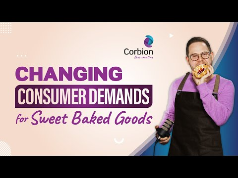 EP 11: Consumer Demands for Sweet Baked Goods, A Fresh Perspective Food News Podcast