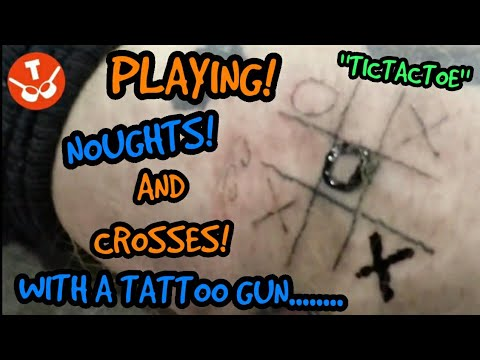 Freestyle Sketch | Tattoo Fixers S2-Ep11 | E4 from YouTube · Duration:  46 seconds