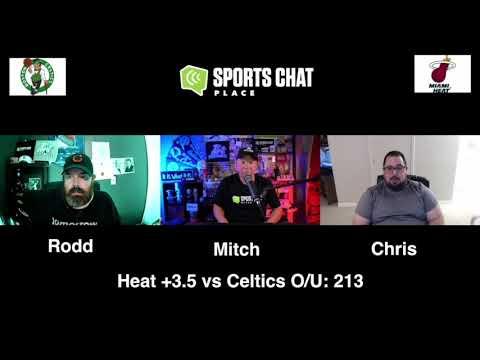 Miami Heat vs Boston Celtics  Game 5 Wednesday 9/25/20 - NBA Picks & Predictions l Sports Chat Place