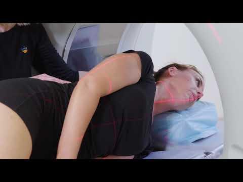 CT Scan Patient Instruction #22 - Cervical Spine Flexion Extension